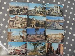 LOT DE 450 CARTES POSTALES  VOITURES DANS LA VILLE - Cartes Postales