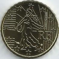Frankrijk  2018    10 Cent   UNC Uit De BU - UNC Du Coffret !! Zeer Zeldzaam - Extréme Rare !!!! - France