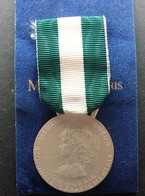 Médaille D'Honneur Communale Regionale Departementale - Republique Française Argent - France