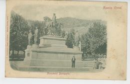 CORSE - AJACCIO - Monument Bonaparte (carte Précurseur ) - Ajaccio