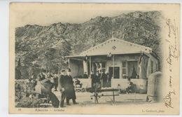CORSE - AJACCIO - Ariadne (carte Précurseur ) - Ajaccio
