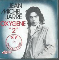 """45 Tours SP - JEAN MICHEL JARRE -  MOTORS 2097227  """" OXYGENE 2 """" + 1 - Discos De Vinilo"""