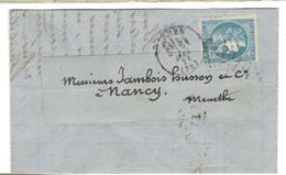11343 - 46 B De ROUEN - 1849-1876: Classic Period