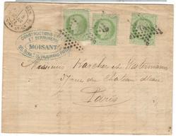 11344 - Tarif 15 C - 1849-1876: Classic Period