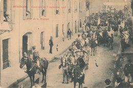 30 // BESSEGES Cavalcade Du 3 Septembre 1905 - Bessèges