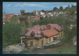 Comillas. *Villa El Capricho...* Ed. Foto Rozas. Dep. Legal B. 22192-XXVII. Nueva. - Cantabria (Santander)