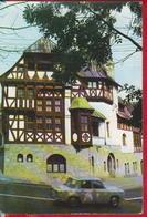 SINAIA VILA ,,DUNAREA'' ROMANIA POSTCARD UNUSED - Rumänien