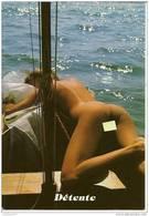 PP 37 - PLAISIRS DE L'EAU - DETENTE ... (   ) NUE - NUS - NU - Nudi Adulti (< 1960)