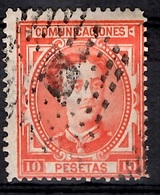 Espagne YT N° 171 Oblitéré. B/TB. A Saisir! - 1875-1882 Royaume: Alphonse XII