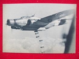 DA BORDO DI UN CANT Z 1007 Cartolina Originale Dell'epoca - 1939-1945: 2ème Guerre