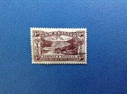 NUOVA ZELANDA NEW ZEALAND ORDINARIO $ 1.20 FRANCOBOLLO USATO STAMP USED - Nuova Zelanda