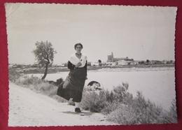 Cpsm 13 - Mirèio Aux Saintes-Maries - Photo G. Augier, Carpentras - Camargue - Saintes Maries De La Mer