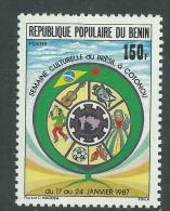 Bénin  N° 648 XX  Semaine Culturelle Du Brésil à Cotonou Sans Charnière, TB - Bénin – Dahomey (1960-...)
