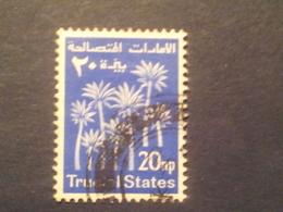 VAE - Trucial States - 1961 - Mi:GB-TS 3 O  - Look Scan - Emirats Arabes Unis