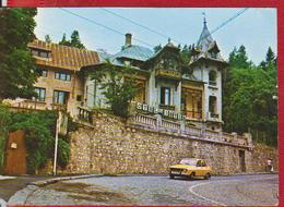 SINAIA HOTEL ,,INTIM'' AUTO CARS ROMANIA POSTCARD UNUSED - Rumänien
