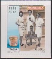 ITALY, 2018, MNH,ITALIAN PRODUCTS, FISH, CANNED TUNA, MARRUZZELLA, 1v - Ernährung