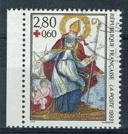 France, Red Cross, Saint Nicholas, 1993, VFU - France