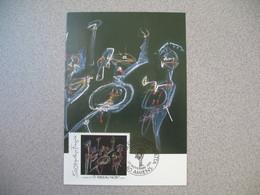 Carte-Maximum 1991   N°  2731 - 1990-99