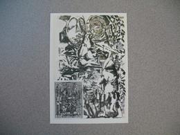 Carte-Maximum 1991   N°  2730 - 1990-99