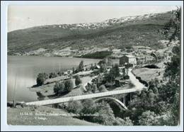 N2388/ Bulken Lilandsbroen  Lilands Turisthotell  Norwegen AK 1965 - Norvège
