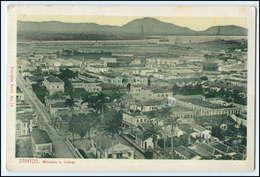 N5504/ Santos  Macuco E Canal Brasilien Brazil AK Ca.1912 - Brésil