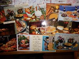 Lot De 30 Cartes De Recettes De Cuisine - Recettes (cuisine)