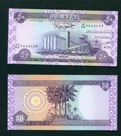IRAQ - 2003 50 Dinars UNC - Iraq