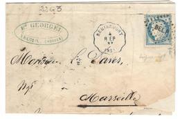 11360 - Convoyeur Station REMIREMONT - 1849-1876: Classic Period