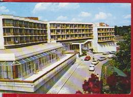 BUZIAS HOTEL ,,PARC'' AUTO CARS ROMANIA POSTCARD USED - Rumänien