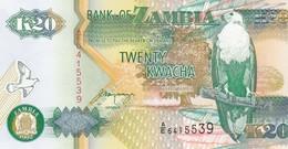 20 KWACHA 1992 /NEUF - Zambie