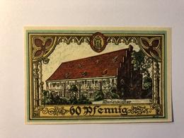 Allemagne Notgeld Juterbog 60 Pfennig - [ 3] 1918-1933 : République De Weimar