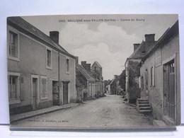 72 -  SOULIGNE SOUS VALLON ... BALLON ?- CENTRE DU BOURG - France