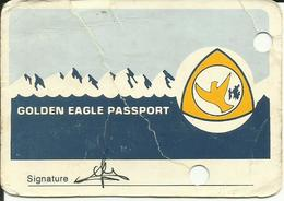 NATIONAL PARKS PASS - USA - 1995 - Autres Collections