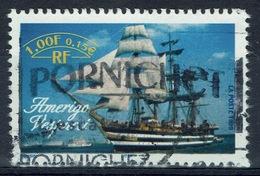"France, ""Amerigo Vespucci"" Italian Ship, 1999, VFU - France"