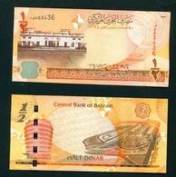 BAHRAIN  - 2006 Half Dinar UNC - Bahrain