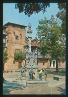Comillas. *Fuente De Los Tres Caños* Ed. G. Garrabella-Zgz Nº 97. Nueva. - Cantabrië (Santander)