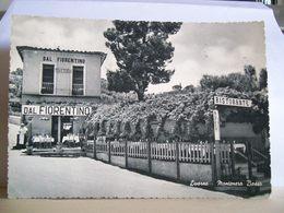 1962 - Livorno - Montenero Basso - Ristorante Dal Fiorentino - Trattoria - Proprietà Nardi - Alberghi & Ristoranti