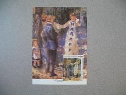 Carte-Maximum 1991   N°  2692 - Cartes-Maximum