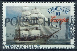 "France, ""Europa"" Dutch Ship, 1999, VFU - France"
