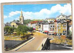 TULLE - 19 - Pont De La Bascule Et La Cathédrale - ENCH11 - - Tulle
