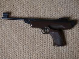 Pistolet à Air Comprimé DIANA Modèle 5 - Militaria