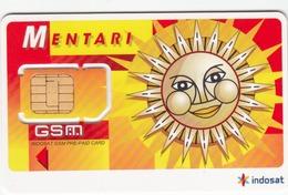 INDONESIA - Mentari By Indosat GSM Card , Mint - Indonesia