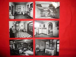 Lotto 6 Cartoline Casa Madre Dei Salesiani Torino Piemonte - Collections & Lots