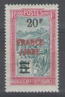 MADAGASCAR:  N°255 ** (+20%)       - Cote 30€ - - Madagascar (1889-1960)