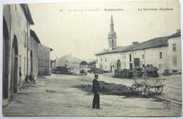 LES ENVIRONS DE LUNÉVILLE - REHAINVILLER - France