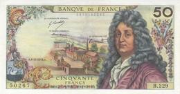 Billet 50 F Racine Du 8-11-1973 FAY 64.25 Alph. B.229 P/NEUF - 1962-1997 ''Francs''