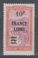 MADAGASCAR:  N°253 ** (+20%)       - Cote 24€ - - Madagascar (1889-1960)