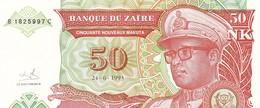 50 ZAIRES 1993 / NEUF - Zaire