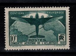 YV 321 Atlantique Sud N* (tres Propre) Cote 375 Euros - France