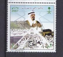 SAUDI ARABIA, A NICE  FRESH COLORS   SET KING ABDULLAH , HAJJ, SET MNH - Arabie Saoudite